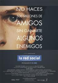 red social afiche