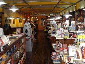 librería la ballena blnca
