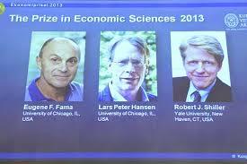 premios nobel de economia 2013