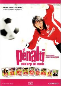 el penalti mas largo del mundo dvd